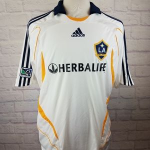 2007 MLS Los Angeles Galaxy Soccer Jersey